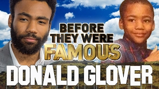 DONALD GLOVER - Before They Were Famous - Childish Gambino