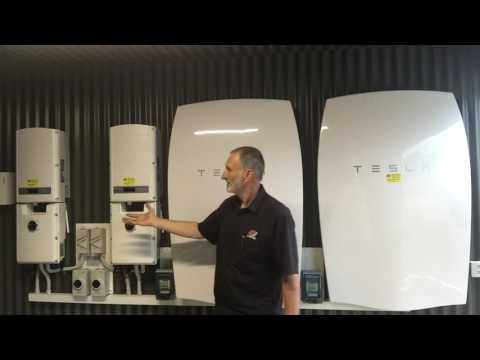 First Tesla Powerwall Install in Castlemaine victoria