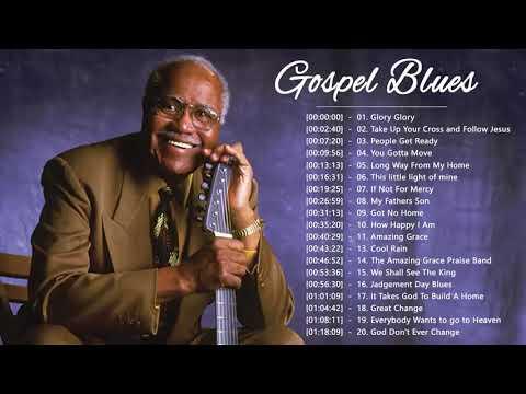 Best Of The Gospel Blues, Christian Blues - Best Gospel Blues Songs