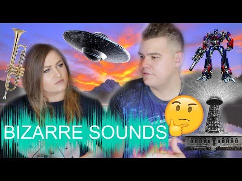 STRANGE SOUNDS HEARD AROUND THE WORLD?! Trumpets, Booms, and Robotics?!