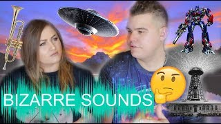 STRANGE SOUNDS HEARD AROUND THE WORLD?! Trumpets, Booms, and Robotics?!