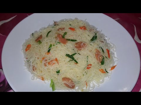 resep fuyunghai bihun jagung