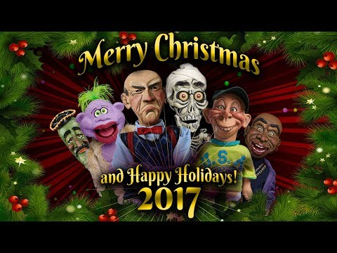Merry Christmas and Happy Holidays! 2017 | JEFF DUNHAM streaming vf