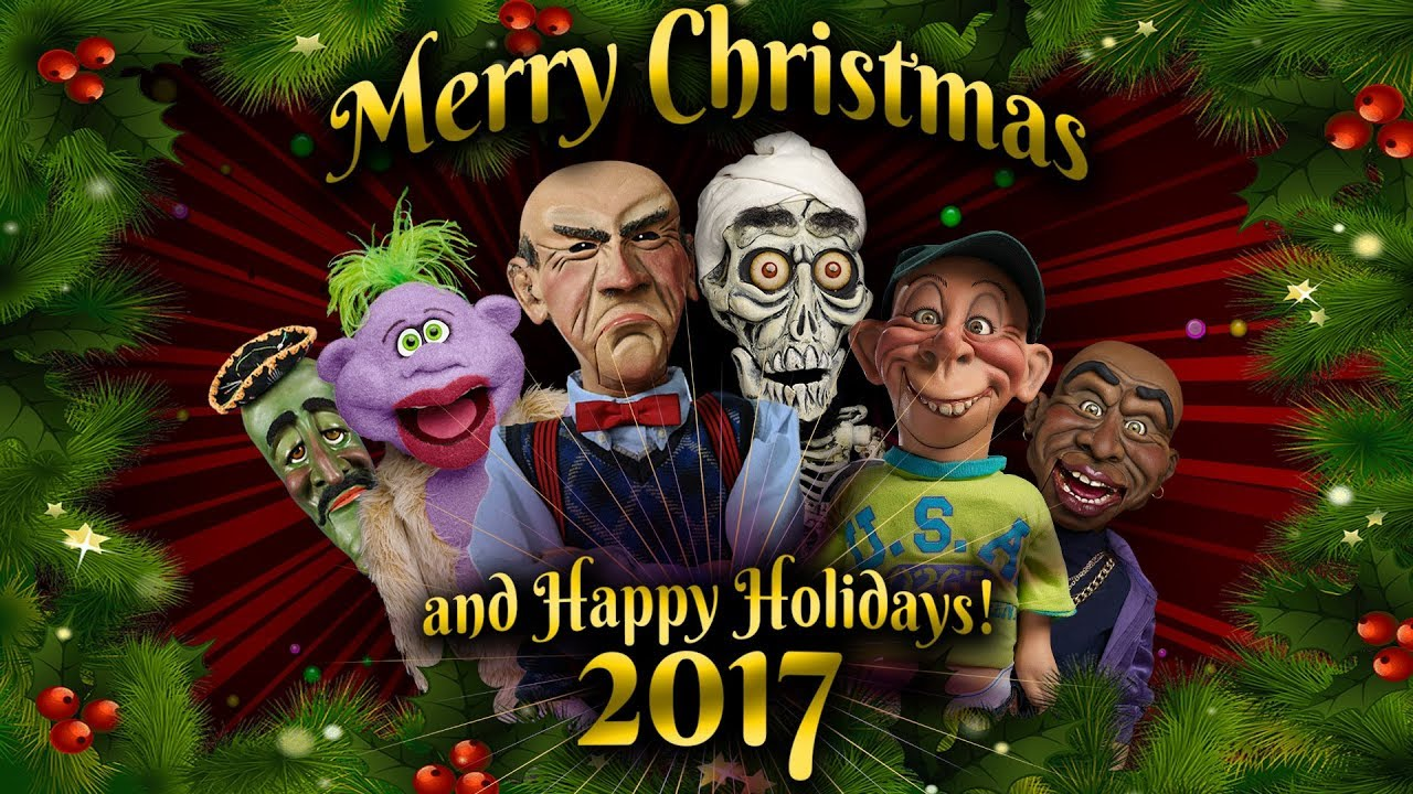 Jeff Dunham Christmas 2019 Merry Christmas and Happy Holidays! 2017 | JEFF DUNHAM   YouTube