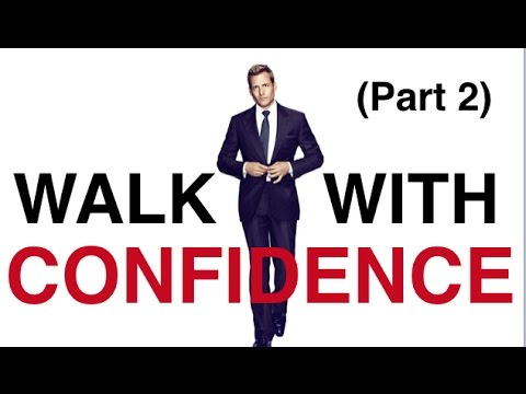 How To Be A More Confident Man