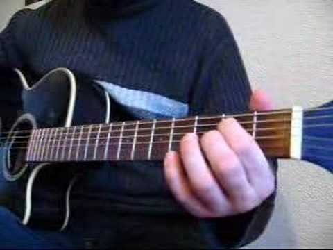 Rythme guitare blues pour débutants : le shuffle - YouTube