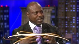 Pastor K. Femi Akojenu on TBN