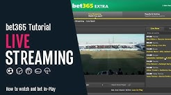 How to watch sport online ~ Live Streaming at bet365