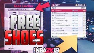 NBA 219 SHOE ENDORSEMENT