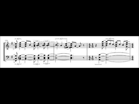 Complete Transcription: Bill Evans - 'Medley - Spartacus Love Theme/Nardis'