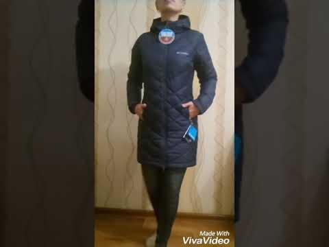 3701ea687be Columbia Women s Heavenly Long Hooded Jacket - YouTube