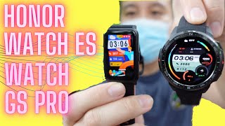 Honor Watch ES/Huawei Watch Fit, Watch GS Pro First Look: 25-Day Battery!