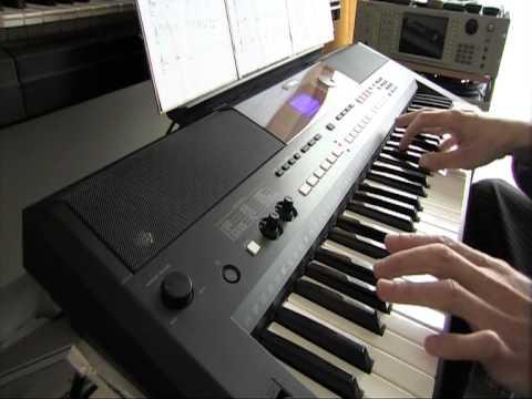 Yamaha psr e433 portable keyboard unboxing doovi for Yamaha psr e423 for sale