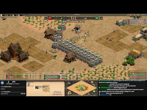 Expert 3v3 - SY vs LoS - Battle of Africa | Game 4