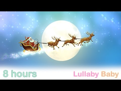 ❤️ CHRISTMAS LULLABIES ❤️ FATHER CHRISTMAS / SANTA CLAUS 🎅 🎄 Lullaby for Babies to go to Sleep