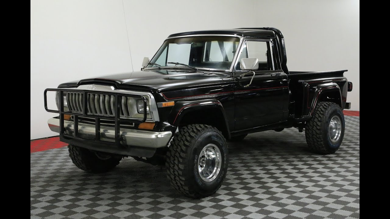 hight resolution of 1981 jeep j10