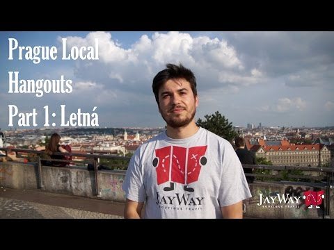 Prague Local Hangouts Part 1: Letná