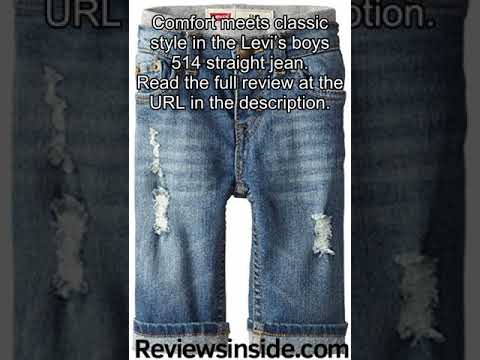 dee02d14 Levi's Baby Boys' Murphy Pull On Jean, Vintage Sky, 6-9 Months review