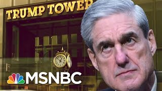 Robert Mueller Seeks Records From Trump Organization | Morning Joe | MSNBC thumbnail