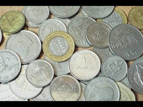 Middle East Coin Collection (2018)