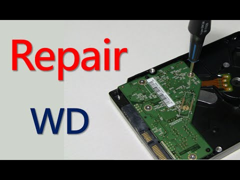 Free Western Digital Disk Recovery
