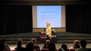 Not wrong, just different: ADHD as innovators | Rebecca Hession | TEDxFortWayne