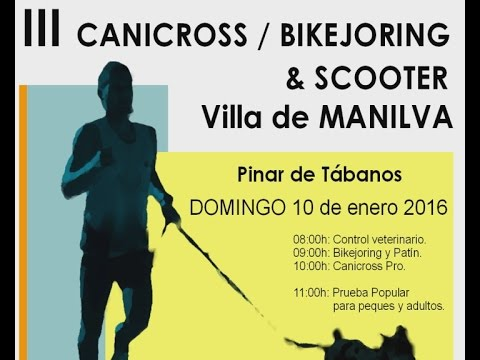 canicross manilva 2018