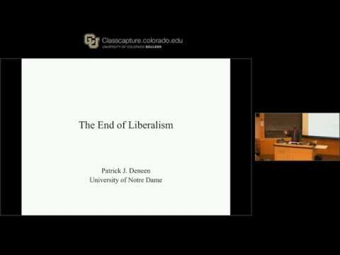 The End of Liberalism: Why the World is Falling Apart