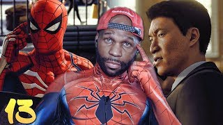 Spider-Man PS4 Walkthrough Gameplay Part 13 - THIS MISSION IS MARVELOUS | (Marvel