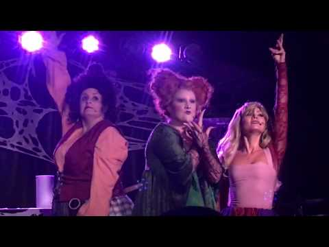 Hunton, D'Acciaro, and Stillwell - I Put a Spell on You (9/23) - Hocus Pocus Unauthorized