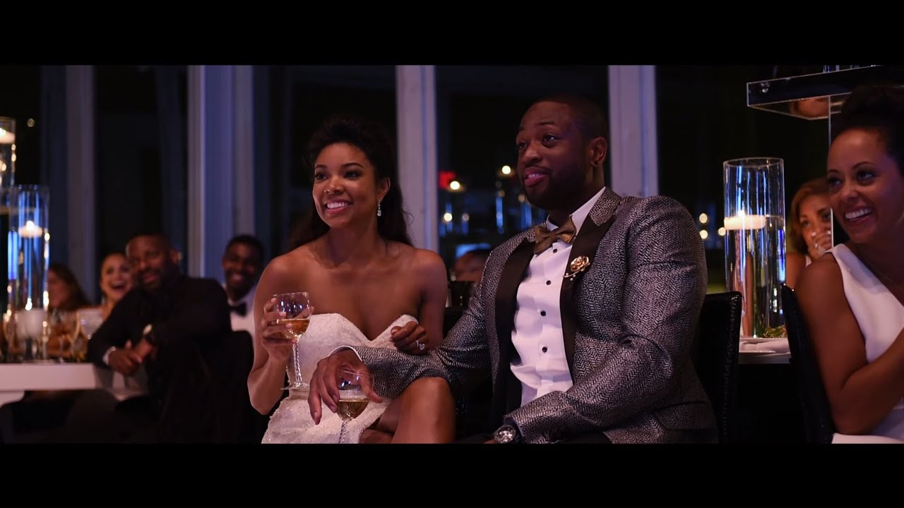 Gabrielle union dwyane wade wedding trailer youtube junglespirit Gallery