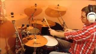 Jimmy Eat World - Work Drum Cover.