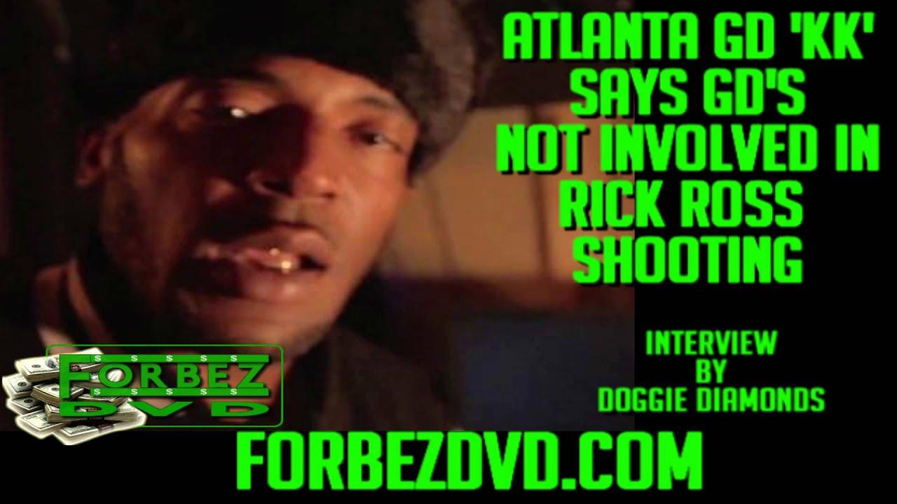 Atlanta Gangster Disciple KK Addresses Rick Ross Shooting
