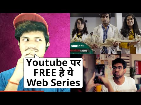 Top 5 Indian Web Series on Youtube | FREE Web Series | Indian Web Series