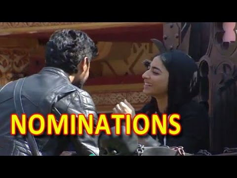 Bigg Boss 10 : 8th November 2016 Nomination