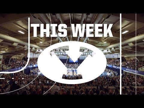 This Week in BYU Athletics - October 24, 2018