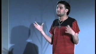 Never stop loving: Astrit Ismaili at TEDxTirana