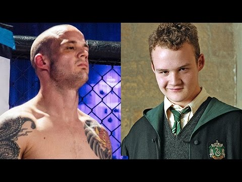 From Harry Potter Actor to MMA Fighter?!?