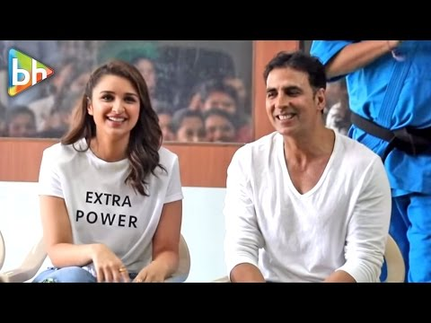 Akshay Kumar | Parineeti Chopra | Event Uncut | Women Self Defence Graduation Day