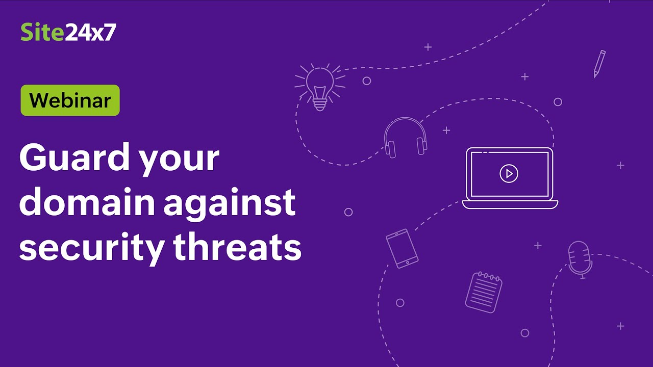 [Webinar] Guidelines for domain owners to guard brand reputation amidst security incidents