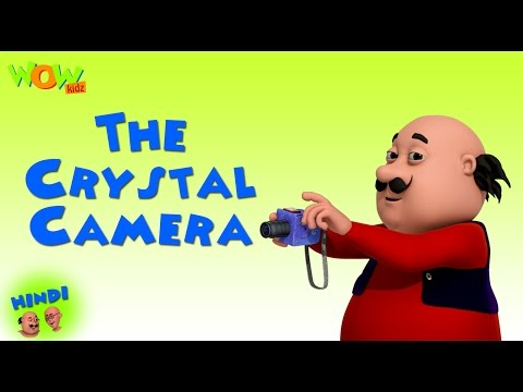 The Crystal Camera - Motu Patlu in Hindi - 3D Animation Cartoon for Kids -As on Nickelodeon thumbnail