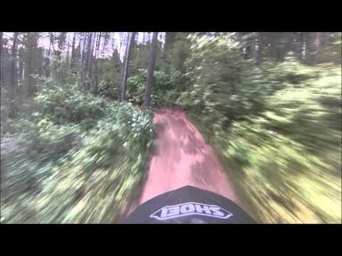 Wolverine Creek Trail - East Idaho by David Haynes