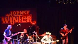 Johnny Winter Live 3/18/14
