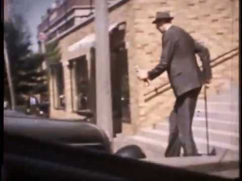 World's Tallest Man, Robert Wadlow – RARE COLOR FOOTAGE!