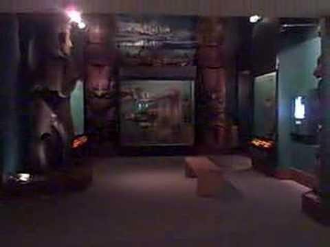 myself at the peabody museum