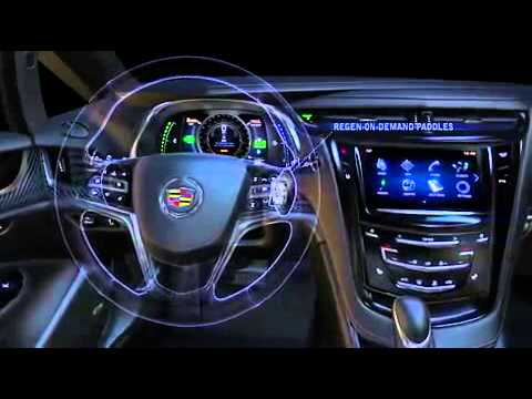 2014 Cadillac ELR Electric 2 Door Coupe Presented by Steve Foley Cadillac - YouTube & 2014 Cadillac ELR Electric 2 Door Coupe Presented by Steve Foley ...