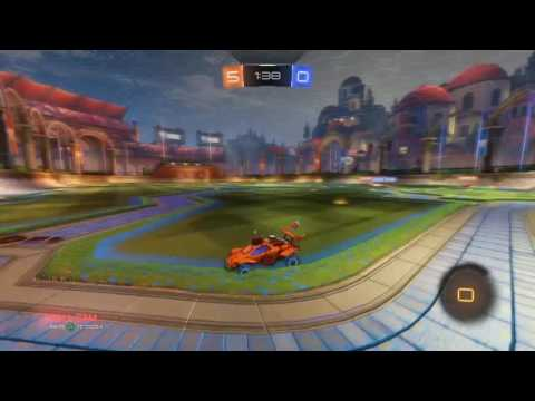 Solid Solo Standard Gameplay - Rocket League