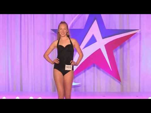 Fashion Teen:Adult Swimsuit Performance December 2015