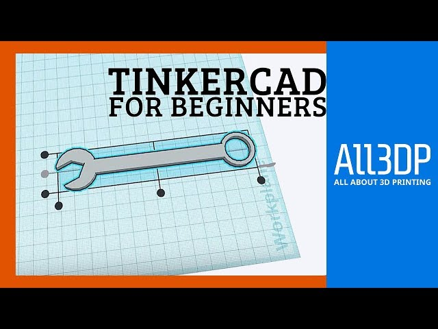 Getting Started in Tinkercad: A Tutorial for Complete Beginners