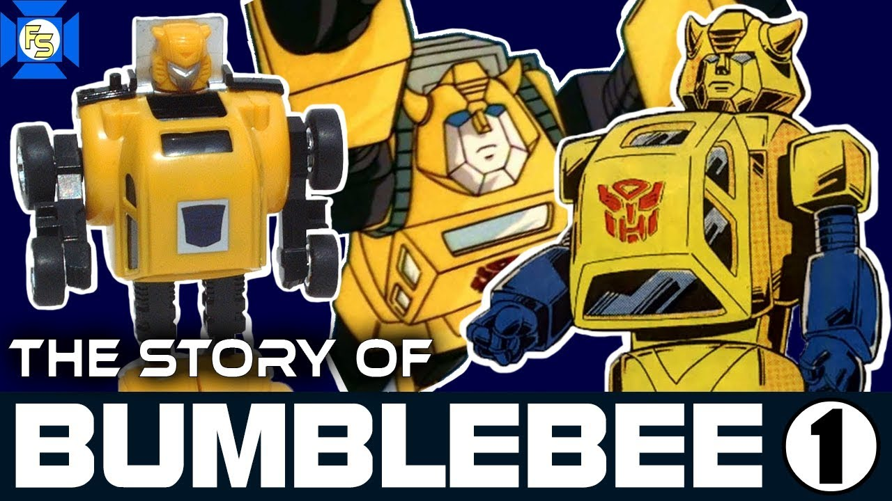 Transformers The Story Of Bumblebee Part 1 Youtube